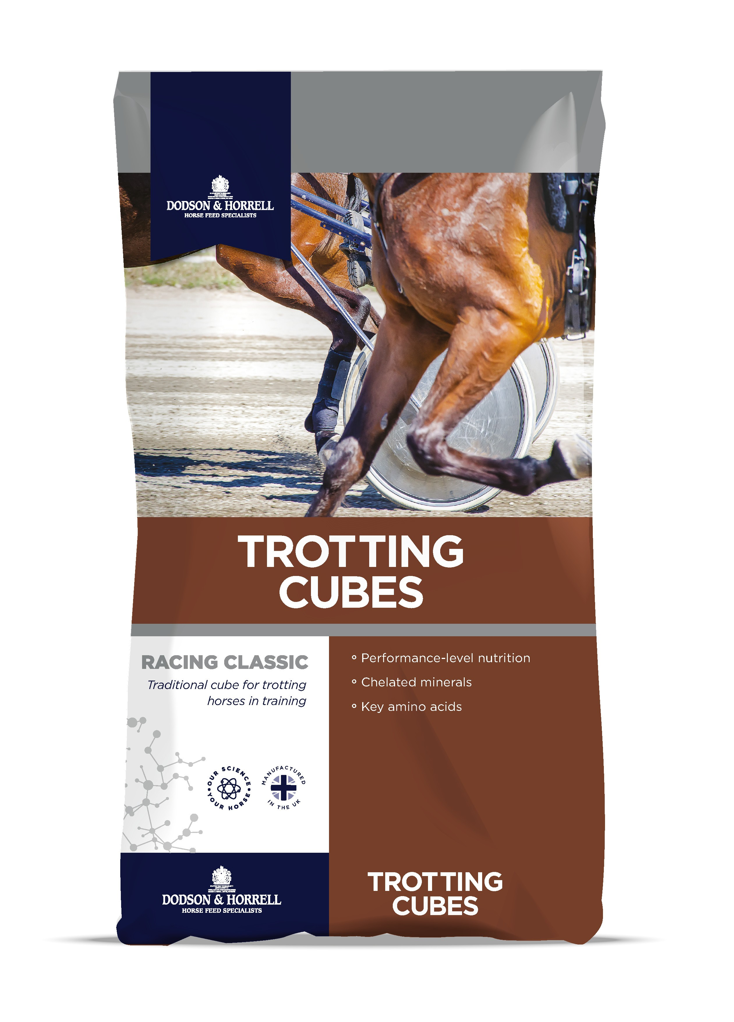 Trotting Cubes