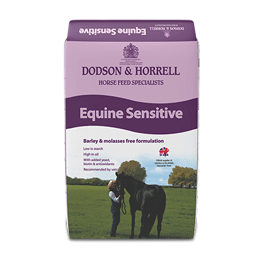 Equine Sensitive 5+1 = 120 kg
