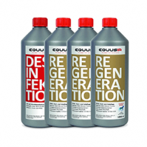 EQUUSIR BIONIC THERAPY-SET (1X DESINFEKTION / 3X REGENERATION)